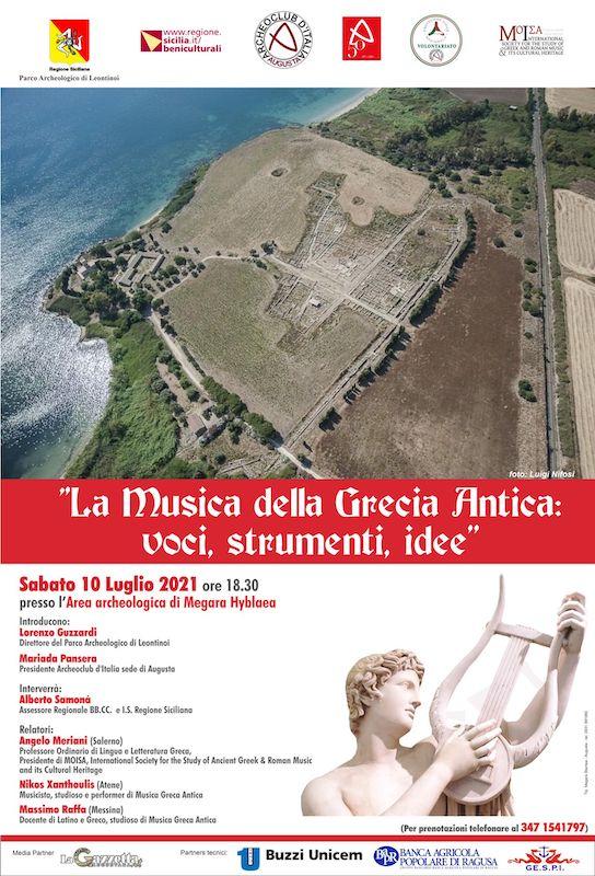 Archeoclub Augusta a Megara Hyblaea