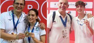 Karate, l'augustana Agus è d'oro alla Coppa del mondo giovanile in Croazia. Argento per atleta Rembukan Villasmundo