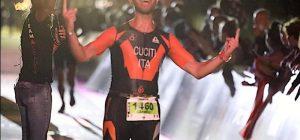 Ironman a Cervia, un augustano completa la gara più estrema del triathlon: quasi tredici ore di fatica