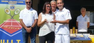 Tennis amatoriale, campionati italiani Lions-Leo, l'augustano Marco Failla conquista vittoria e piazza d'onore