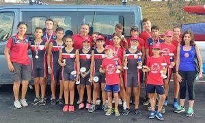 """Canoa giovanile, Rari 86 Augusta chiude stagione con pioggia di medaglie regionali e tre atleti fra le """"speranze olimpiche"""""""