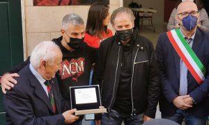 Augusta, Franco Baresi inaugura la nuova sede del Milan club